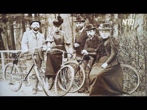 Дореволюционные велосипеды: выставка в Костроме