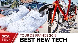 The Best New & Custom Tech Of The Tour de France 2019