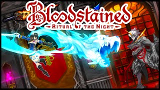 Bloodstained: Ritual of the Night Kickstarter! Castlevania Spiritual Successor, New Igavania Game