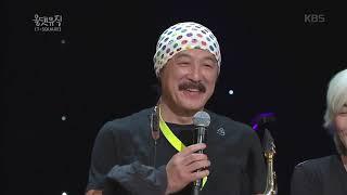 데뷔 41주년 여전히 멋진 밴드 T SQUARE [올댓뮤직 All That Music] 20190307