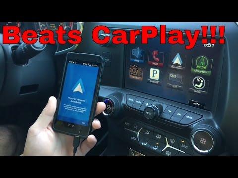 Android Auto MyLink Update!!! - 2016 C7 Corvette