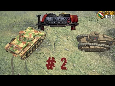 Panzer Corps 2: Axis Operations 1941 #2 - Zagreb è libera! - Let's Play Ita || Arka |