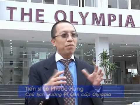 Phổ thông Liên cấp Olympia