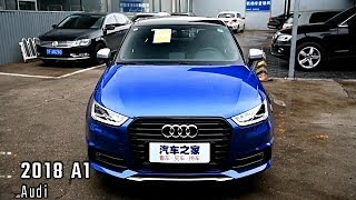 2018 Audi A1 Special Limited Edition Overview