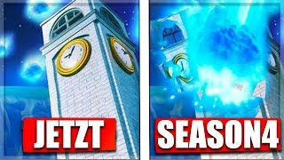 ❌WICHTIG❌ES BEGINNT! 2. Komet in TILTED TOWERS - Season4 Video|| Fortnite Battle Royale deutsch