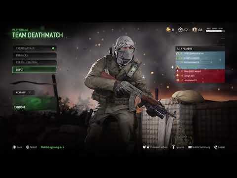 Modern Warfare   Call Of Duty PS4