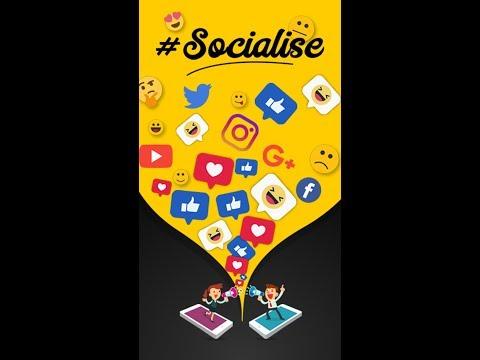 Socialise With Manav Manglani And Meher Malik