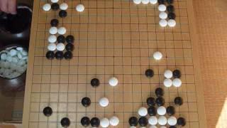 李世乭九段(黒) 朴永訓九段(白) 三星火災杯 2008年 MR囲碁1410
