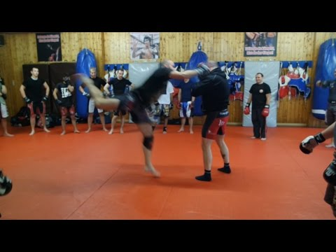 Fight Academy Song Paderborn - MMA-Workshop Mit Gabriel Panda
