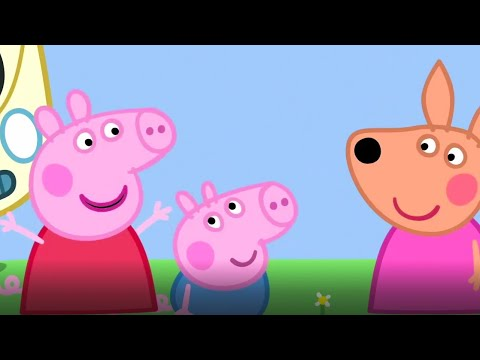 Свинка Пеппа на русском все серии подряд 💊 Доктор Хомяк ✨ Мультики