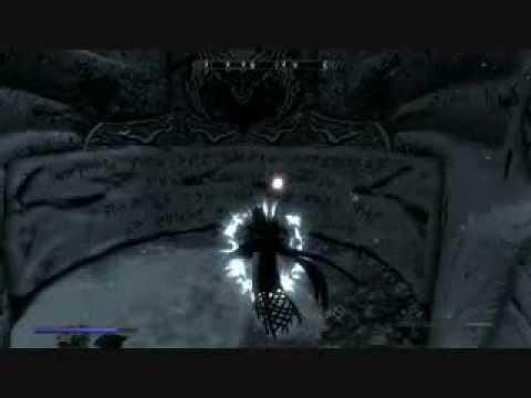 SKYRIM - Undeath mode (Lich) - YouTube