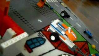 LEGO CITY RAVINTOLA