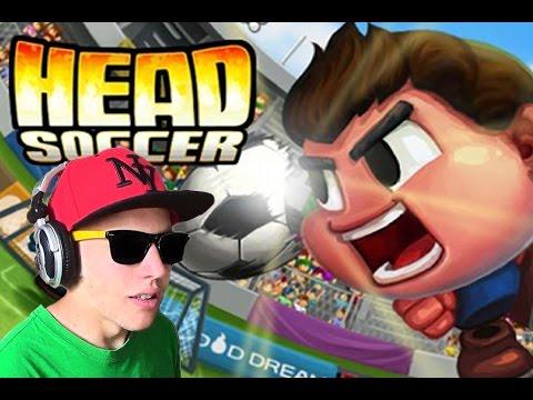 Head Soccer - A colpi di Testa XD Gameplay Ita Pc - YouTube