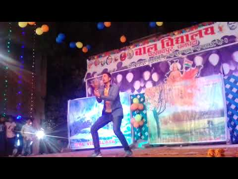 Dancing by singer Amar Singh Chauhan song to vande mataram abcd2