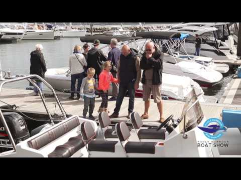 Poole Harbour Boat Show 2015 Highlights