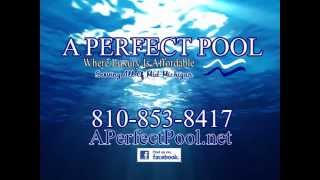 A Perfect Pool - where luxury is affordable