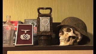 КОП по ВОЙНЕ. Обзор находок сезона 2017. Фильм №73. Searching relics with Metal Detector of WW2