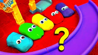 Play Doh Cars Guessing Game! Guess Who