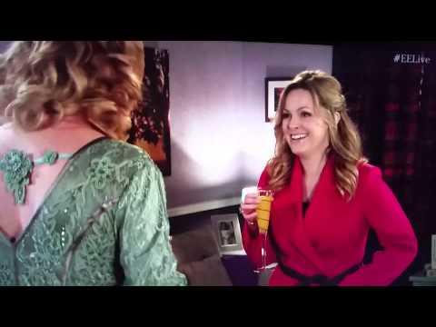 Eastenders Jo Joyner Live Episode Mistake
