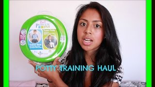Potty Training Haul & Tips