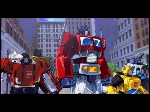 Transformers Devastation. The Movie Arranged soundtrack and score from The 1986 animated movie