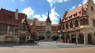 Epcot's Germany Pavilion Area Music - DisneyAvenue.com