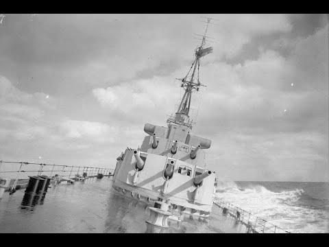 British Cruiser Development Between WW1 & WW2 - Honestly Not Raiders 'guv!