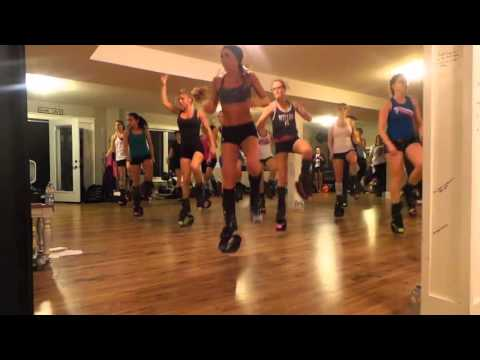 KANGOO DANCE with Becky - FREAK
