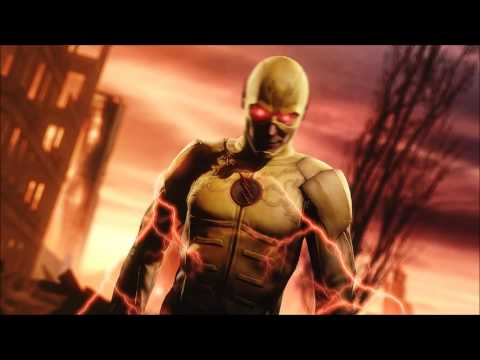 The Flash CW Soundtrack - Reverse Flash Action Theme
