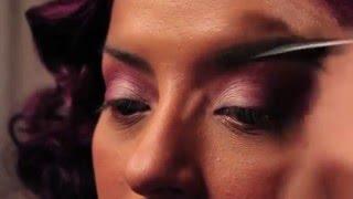 Pinup Little Bit's Makeup Tutorial