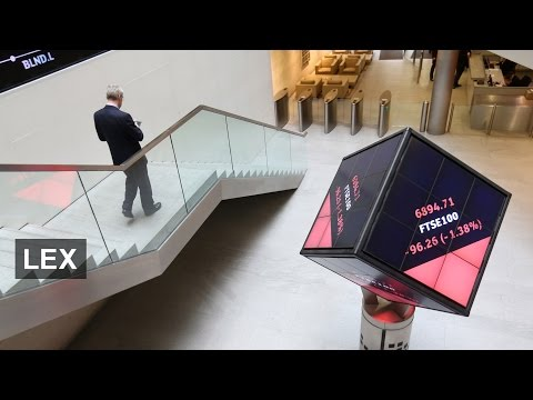 LSE shares reach all time high   Lex