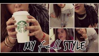MY FALL STYLE | OOTW Mi estilo de otoño 2014 Thumbnail