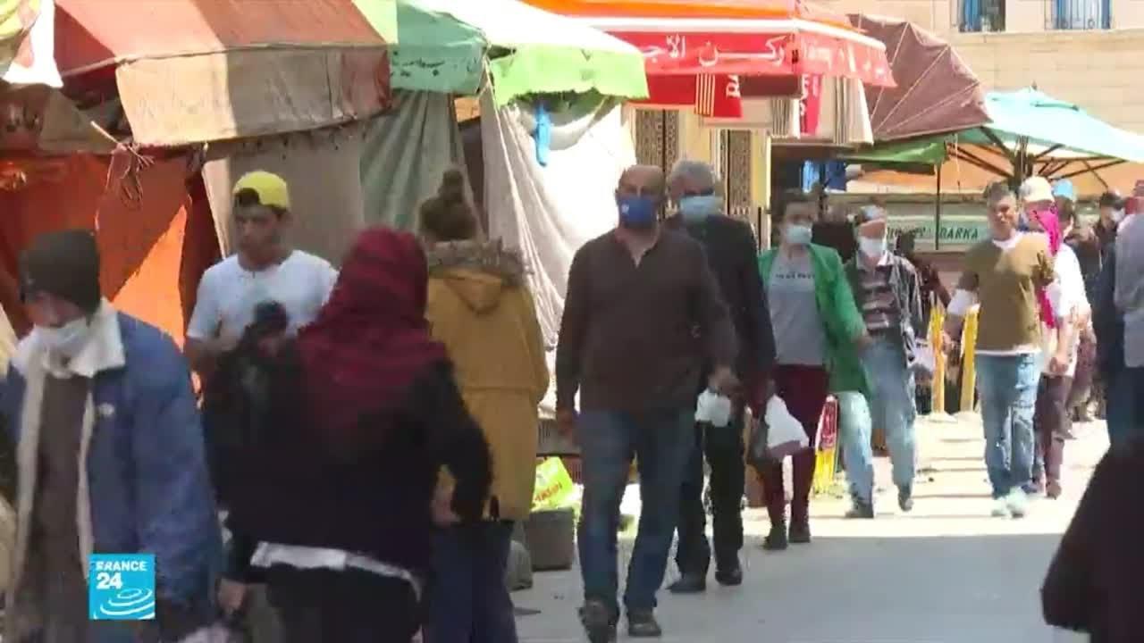 فيروس كورونا.. خرق واضح في عدة ولايات تونسية لقرار حظر التجول  - 14:59-2021 / 5 / 11