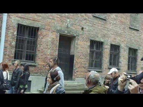 Obóz Muzeum Auschwitz Oświęcim Aiptek Trio HD