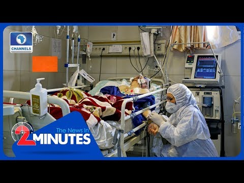 Recap: Iran Reports 49 New Deaths Of Coronavirus In One Day