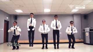 Repeat youtube video 크레용캅-빠빠빠 (크레용팝-빠빠빠) Crayon Pop-bar bar bar cover dance, barbarbar