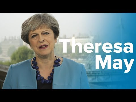 Theresa May: Building a country that works for everyone