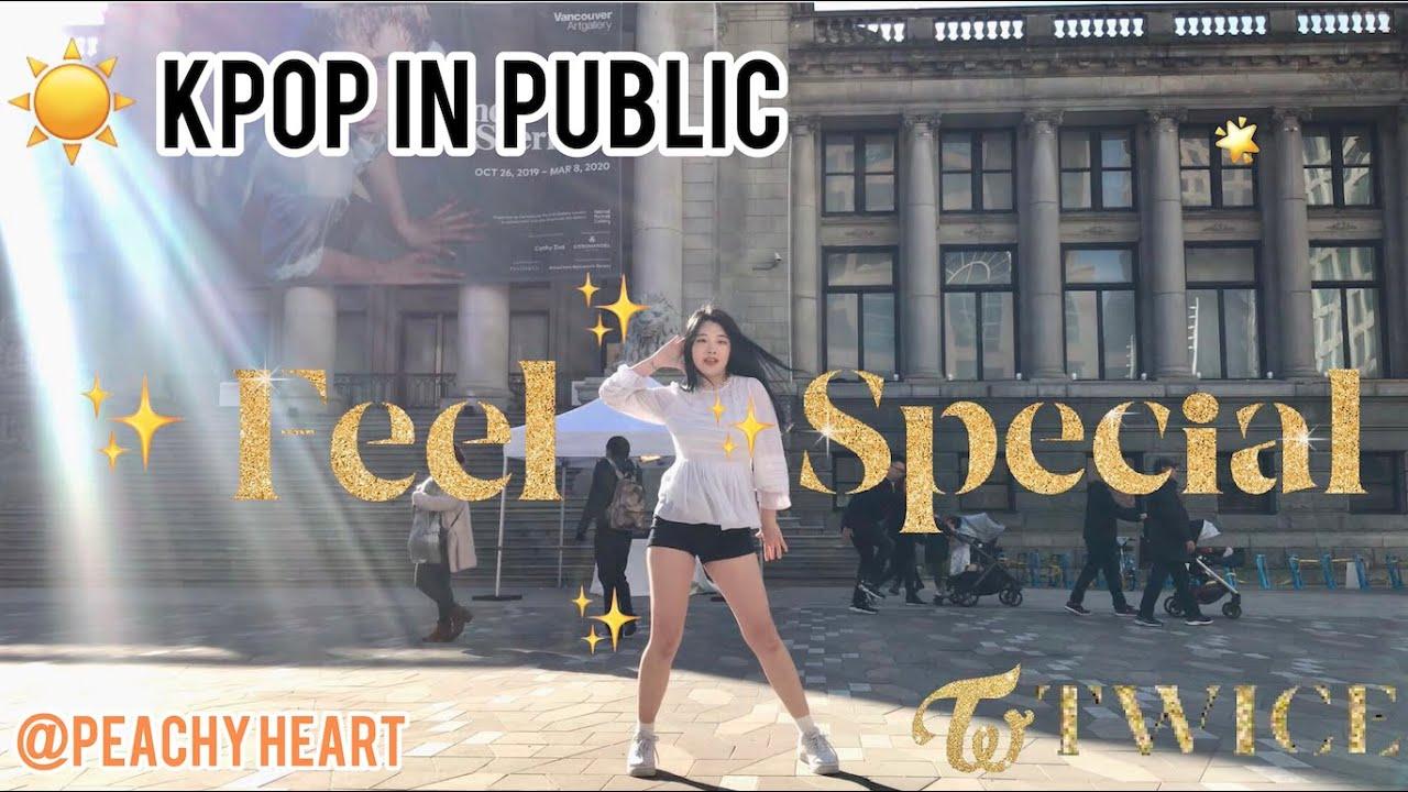 [KPOP IN PUBLIC] TWICE (트와이스) - Feel Special | Dance Cover By Peachy Heart Somi