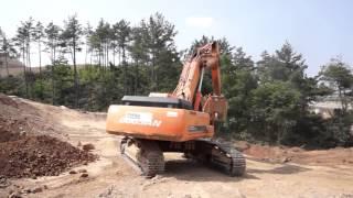 Korean used Daewoo S470LC-V Excavator -- Autowini.com(hdss1444-009)