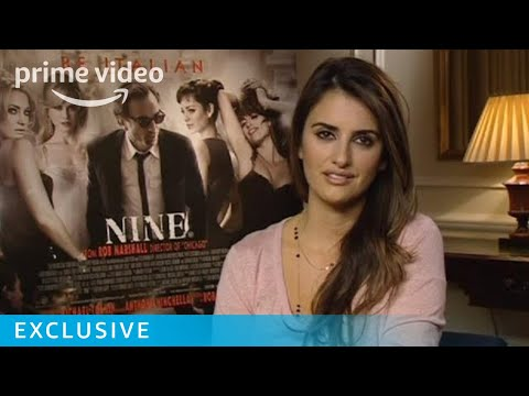 Sexy Penelope Cruz is a Nine out of ten | Nine | Prime Video