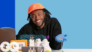 10 Things Aminé Can't Live Without | GQ