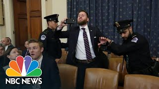 Protester Interrupts Nadler Opening Statement: 'We Voted For Donald Trump!' | NBC News