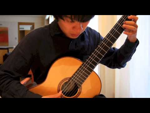 "Japanese Traditional ""Toryanse"" for guitar"