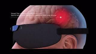 smart snoring eye mask
