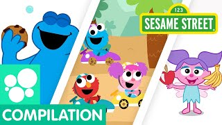 Sesame Street: Elmo and Friends Animation Compilation