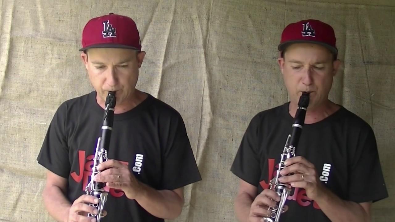 complete jazz clarinet book fur klarinette