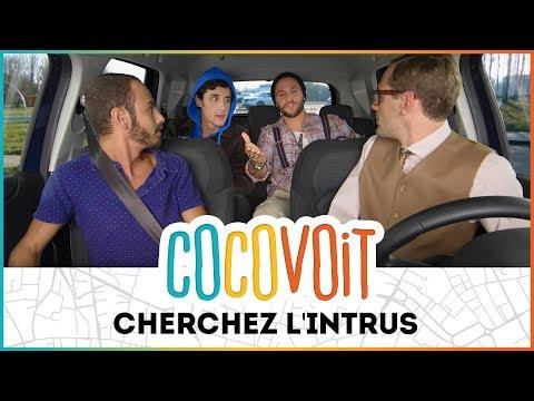 Cocovoit - L'intrus #1 - Cherchez l'Intrus