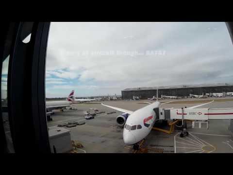 British Airways Economy Flight Report - London To Phladelphia
