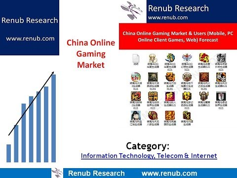 China Online Gaming Market and Forecast
