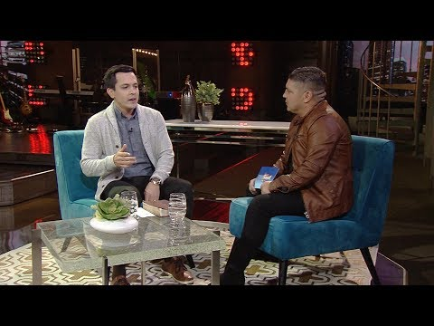 Powerful Interview: David Diga Hernandez Talks About the Holy Spirit